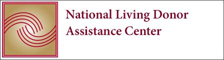 Image result for national living donor assistance center logo