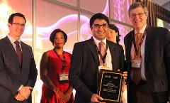 Satish Nadig - Rising Star in Transplantation Award