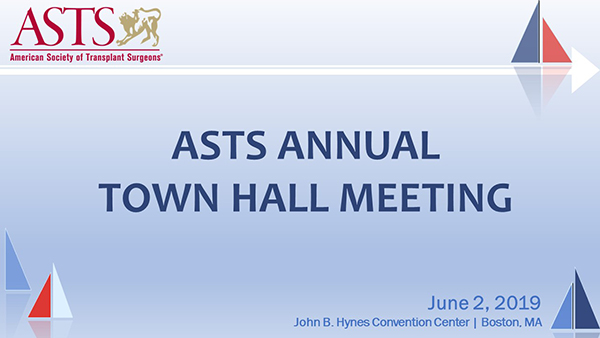 ASTS Town Hall