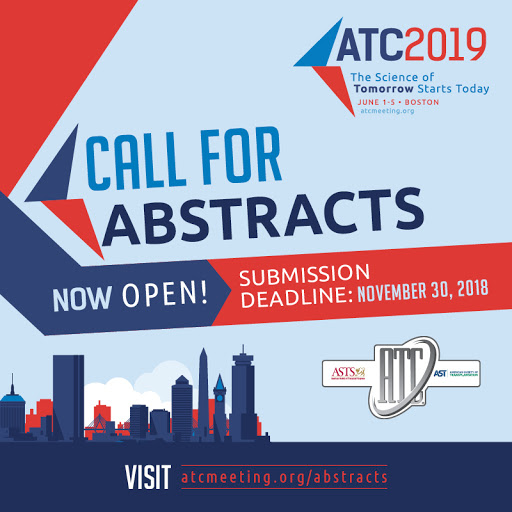 2019 American Transplant Congress abstracts open