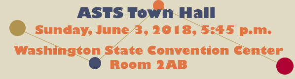 ASTS Town Hall 2018